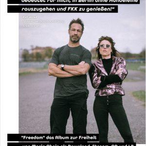 plakat #freedomthemovement evil jared