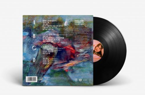 marie chain freedom vinyl deluxe edition cover back