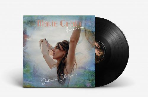 marie chain freedom vinyl deluxe edition cover front